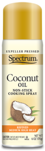 Coconut Oil Non-stick Cooking Spray
