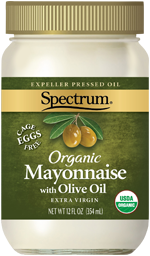 Organic Mayonnaise with Olive Oil