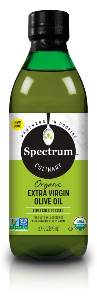 Organic Extra Virgin Olive Oil Unrefined Spectrum